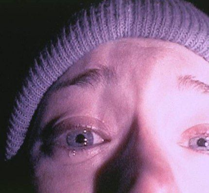 Szene aus The Blair Witch Project